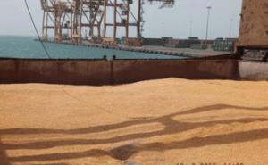 Cargo Damage Yemen